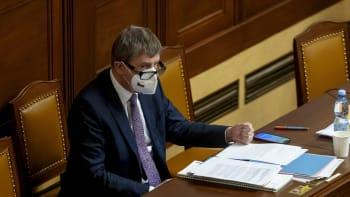 ON-LINE: Sněmovna vybídla k novému nouzovému stavu. Opozice je proti prodloužení
