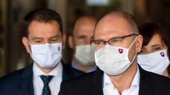 Slovenská koaliční krize: Nespokojené strany hrozí odchodem, chtějí rekonstrukci vlády