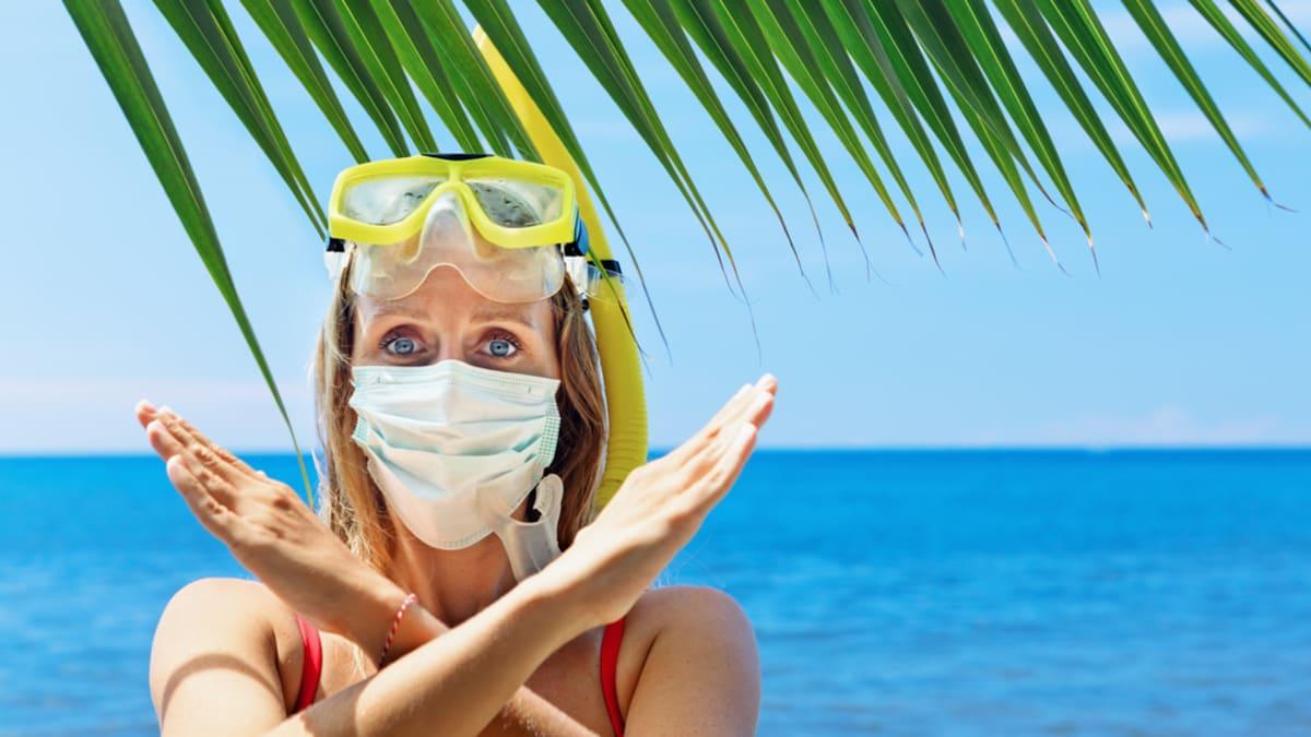 Turismus se probouzí, ale bude jen pro očkované? Pláže otevře Kypr, Řecko i Španělsko