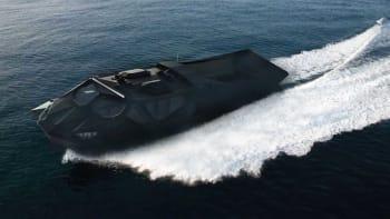 Ekologicky do války: Ukrajinci mají hybridní tank, který navíc umí plavat