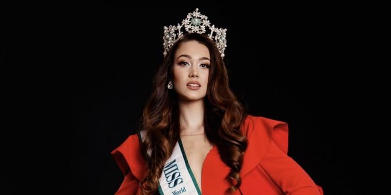 Denisa se pyšní titulem Miss Czech republic 2019.