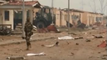 Nejméně 20 mrtvých a stovky zraněných: V Rovníkové Guineji vybuchla vojenská základna