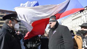 Hamáček chtěl v ulicích krev, snaží se před volbami ukázat svaly, tvrdí Volný