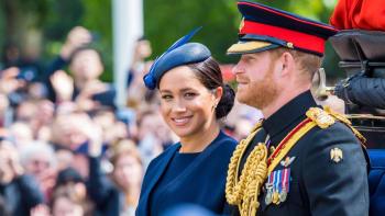 Direkt pro Buckinghamský palác: Meghan poukázala na rasismus v královské rodině