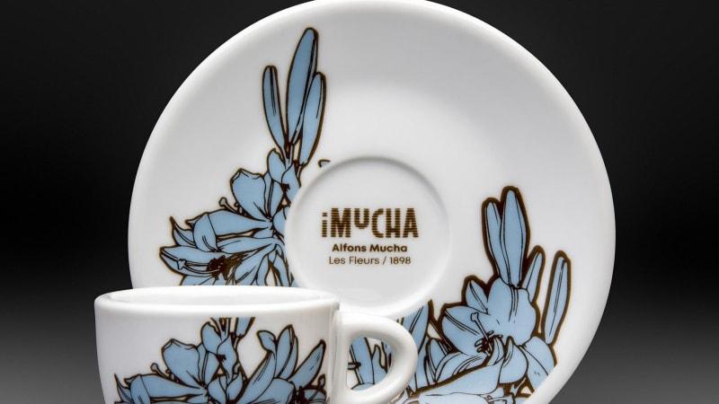 iMucha: šálky