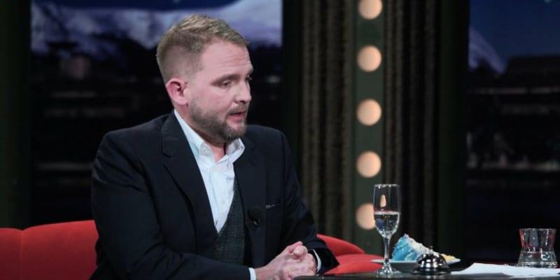 Libor Bouček v Show Jana Krause