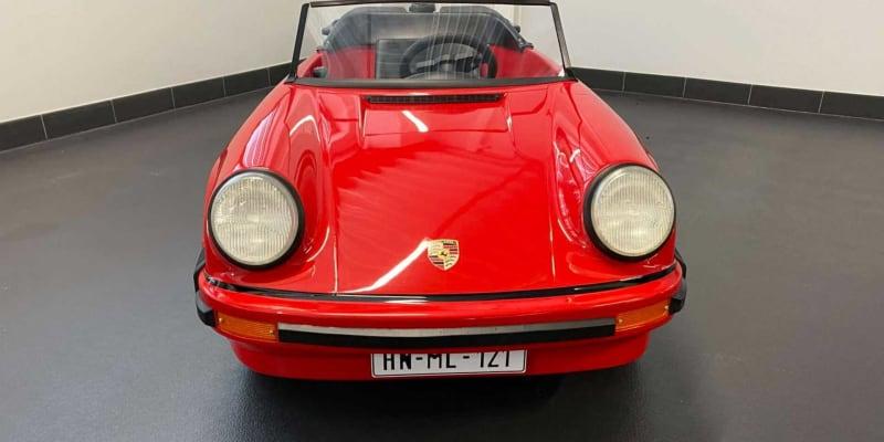 Porsche 911 Junior z roku 1983
