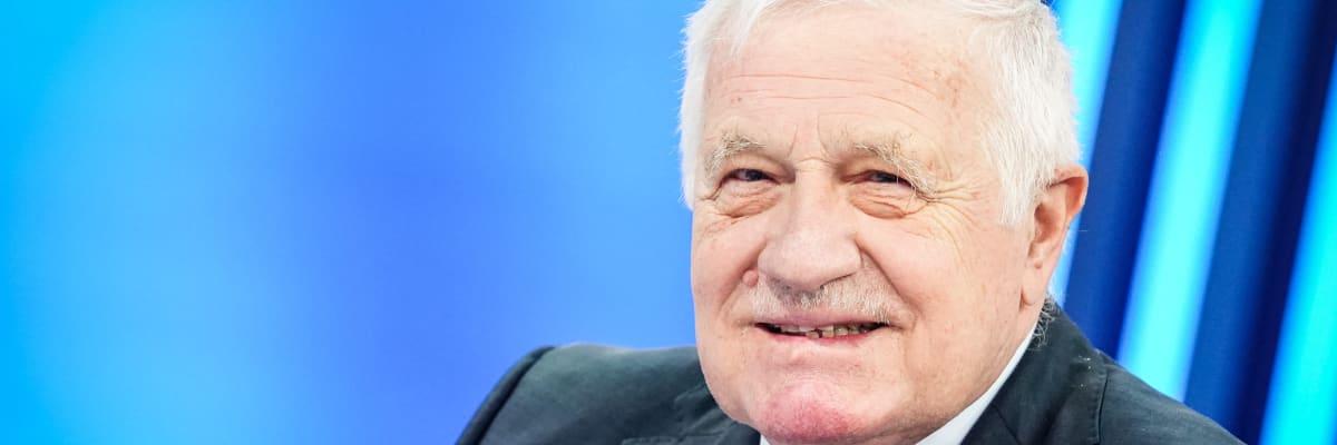Exprezident Klaus o BIS: Této instituci jsem nikdy nevěřil a její zprávy moc nečetl