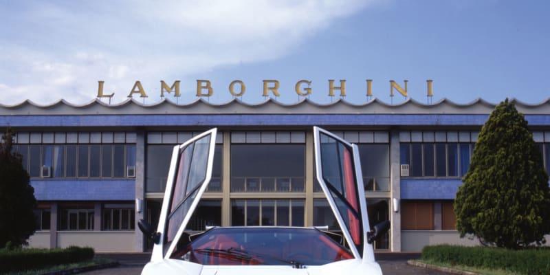 Lamborghini Countach LP 5000