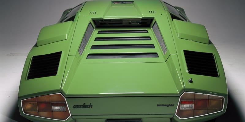 Lamborghini Countach LP 400 (1974)