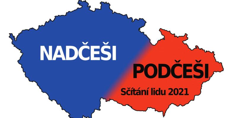 Jeden z plakátů strany Moravané vydaný před sčítáním lidu