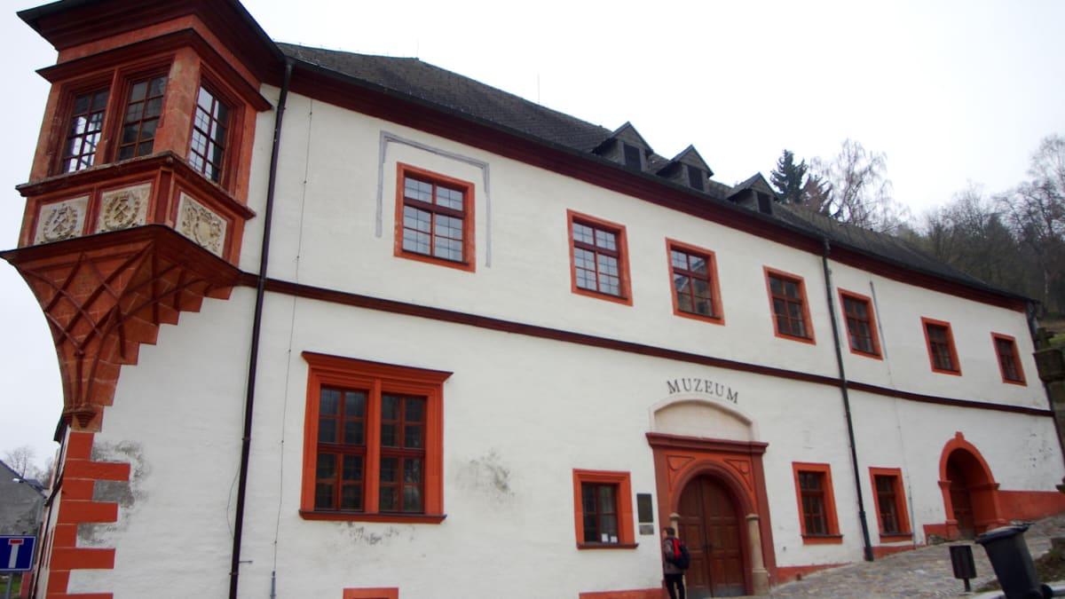 Jáchymovská historická mincovna
