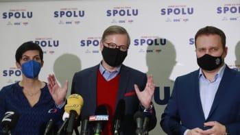 Dáme Česko dohromady, vzkazuje koalice Spolu. Podepsala dohodu pro sněmovní volby