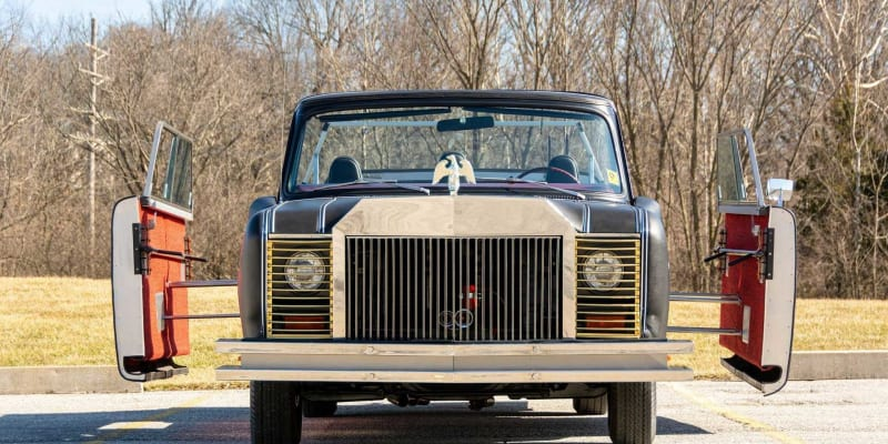 Mohs SafariKar – auto pro lovce z roku 1973