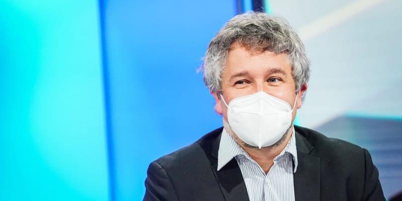 Epidemiolog Petr Smejkal nabídku na ministra odmítl.