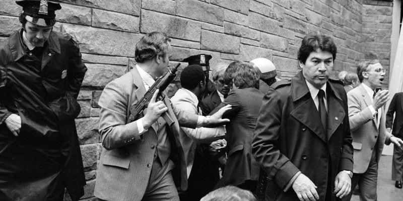 Ronald Reagan atentát