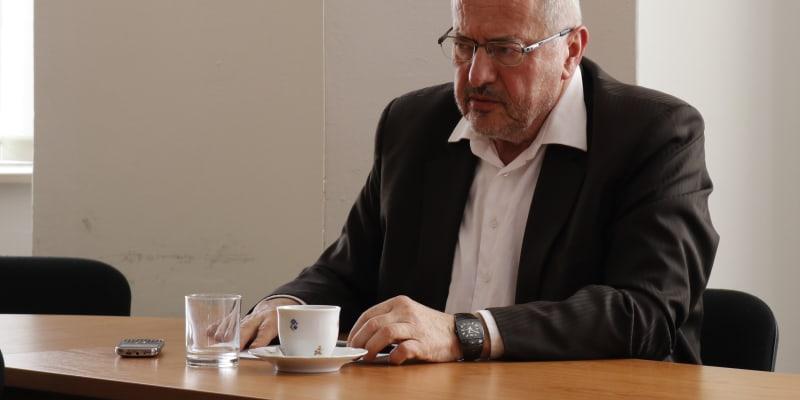 Poslanec Karel Rais (za ANO)