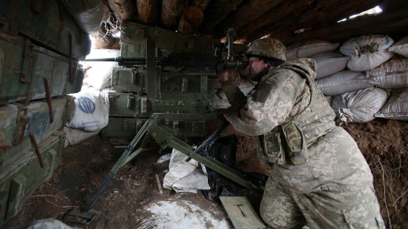 Válku očekáváme. Jestli Rusové přijdou, vrátí se zpět v cínových rakvích, zní z Ukrajiny