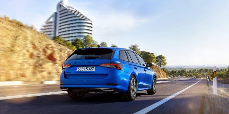 Škoda Octavia a Octavia Combi v nové výbavě Sportline
