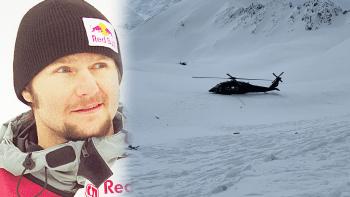 Jako jediný přežil pád Kellnerova vrtulníku. Teď David Horváth slaví narození syna
