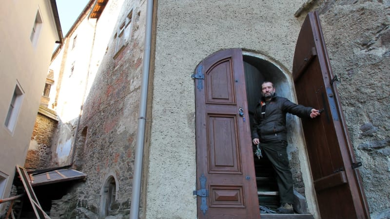 Pandemie paradoxně pomohla bečovskému hradu. Dostal se mezi nejpopulárnější památky