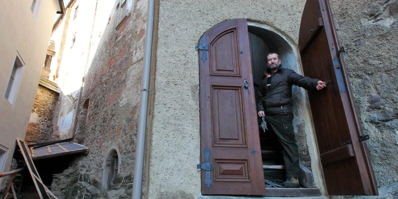 Kastelánství je životní styl, říká Tomáš Wizovský.