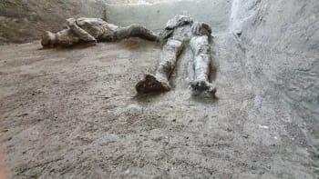 Vědci odhalili děsivá fakta o Pompejích. Jak zemřeli lidé pohřbení pod Vesuvem?