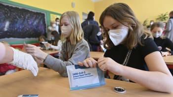 Nejčastější otázky k návratu dětí do škol: Jak se budou žáci testovat?
