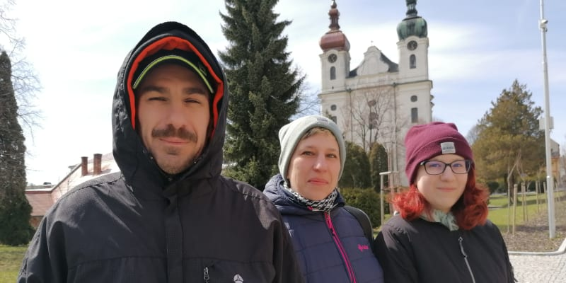 Rodina Pavlíkova z Budišova nad Budišovkou se jako většina Čechů hlásí k ateismu.