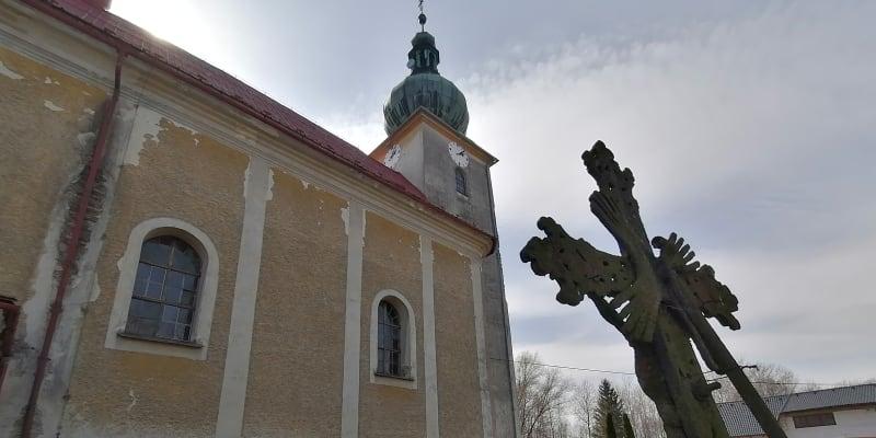Kraj bez víry. Sudety v Budišově nad Budišovkou, místní část Staré Oldřůvky.