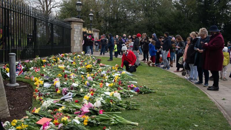 Pohřeb prince Philipa podrobně: Kdo se ho zúčastní a jak přesně obřad proběhne