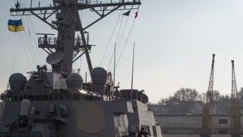 Rusko hrozí USA vojenským střetem: Vyslání lodí do Černého moře je provokace