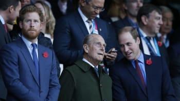 Snacha popsala poslední vteřiny prince Philipa. Harry a William přidali krásné vzpomínky
