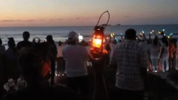 Pietní průvod pro Kellnera. S miliardářem se rozloučili obyvatelé ostrova Virgin Gorda