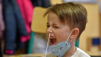 Další rebelující základka: V Jiříkově se žáci mohou testovat doma před odchodem do školy