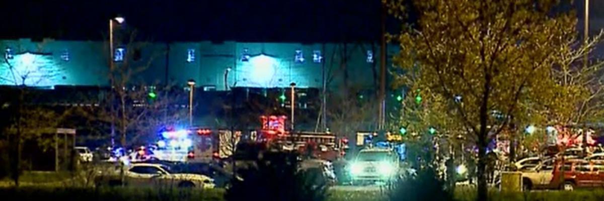 Tragická střelba v americkém Indianapolis: Zemřelo osm lidí, další jsou zranění