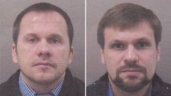 Neviděli jste je? Dva Rusové stojí za výbuchem ve Vrběticích i otravou Skripala