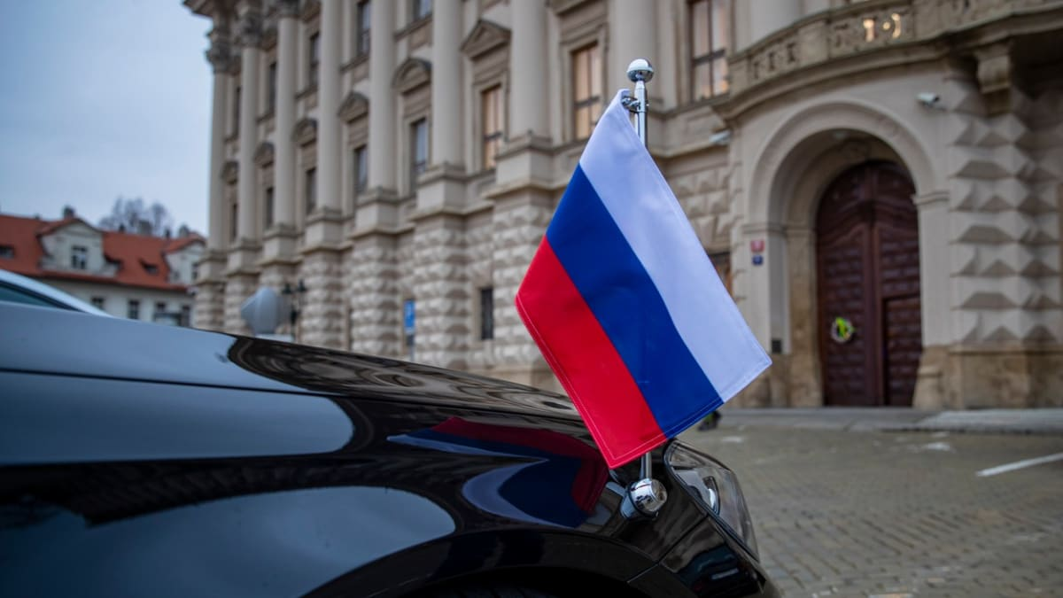 Ruská vlajka