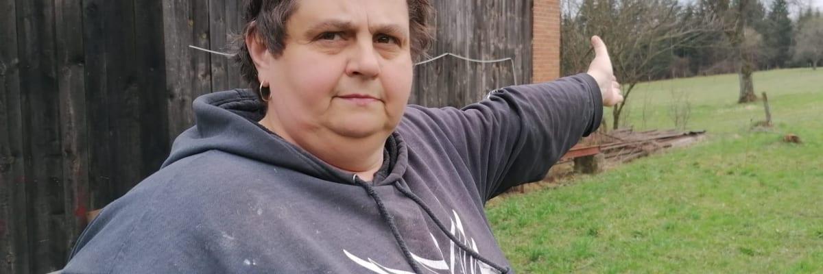 Rusáci mi dluží milion, říká farmářka z Vrbětic. Odškodnění od Putina chtějí i další