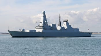 Do Černého moře zamíří britské válečné lodě. Mají ukázat solidaritu s Ukrajinou