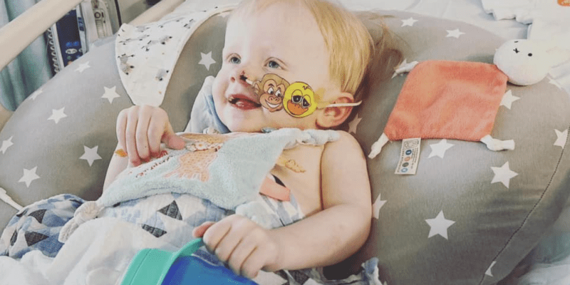 Archie Warriner bojoval s rakovinou dlouhých 15 měsíců.