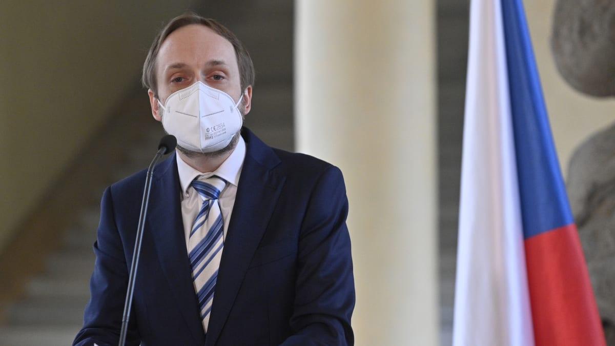 Kulhánkův první projev: Doba není snadná. S ruským velvyslancem se sejdu bez Hamáčka