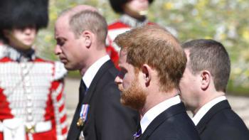 Harry s královnou narozeniny neoslaví. Po pohřbu Philipa se v tichosti vrátil do USA
