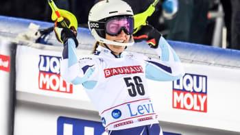Euforie i smutek lyžařky Dubovské: Škoda, že se mamina nemohla radovat se mnou