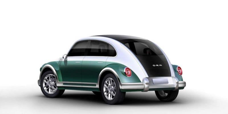 Ora Punk Cat - Čínský elektromobil a kopie Volkswagenu Brouk