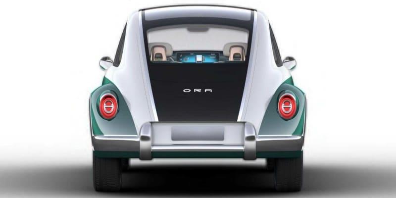 Ora Punk Cat – čínský elektromobil a kopie Volkswagenu Brouk