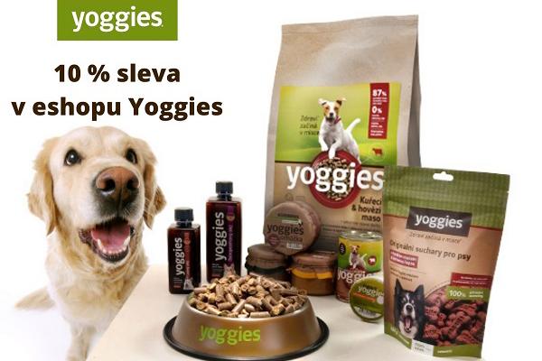 Trefa: Sleva yoggies
