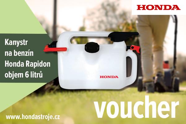 Trefa: Honda voucher