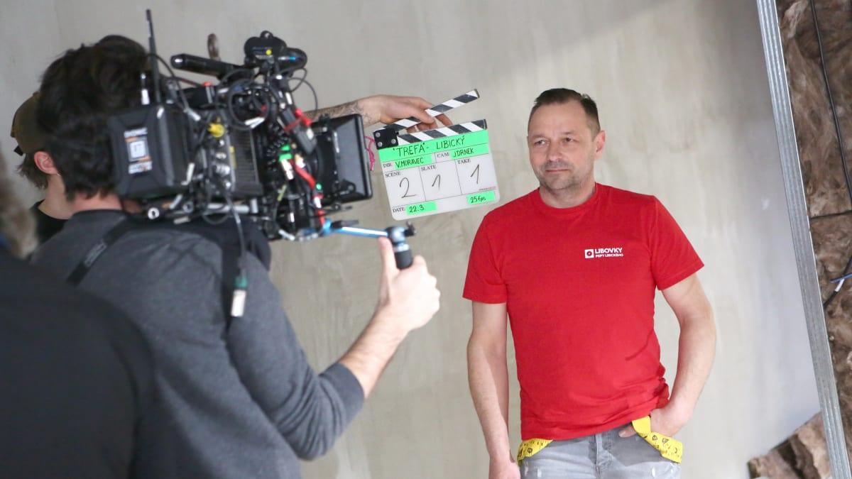 Prima Trefa: natáčení