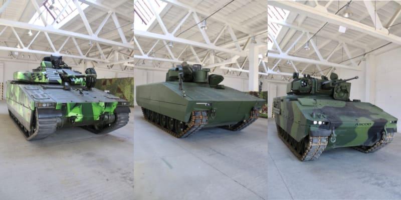 Armáda vybírá obrněnce za 52 miliard korun.